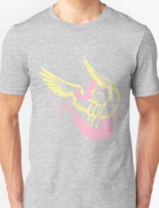 Fluttershy - HalfColor Unisex T-Shirt