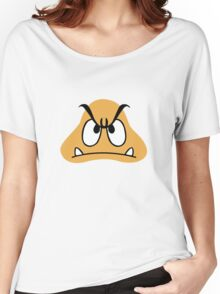Grumpy Goomba Women's Relaxed Fit T-Shirt