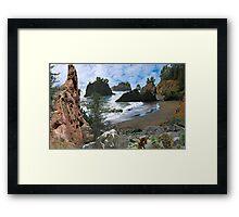 2313-The Oregonian Manifesto Framed Print