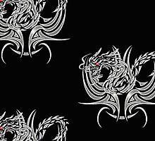 fly dragon by redboy