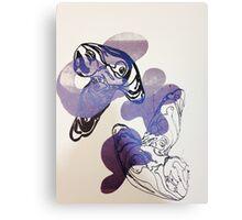 Screen print  Canvas Print