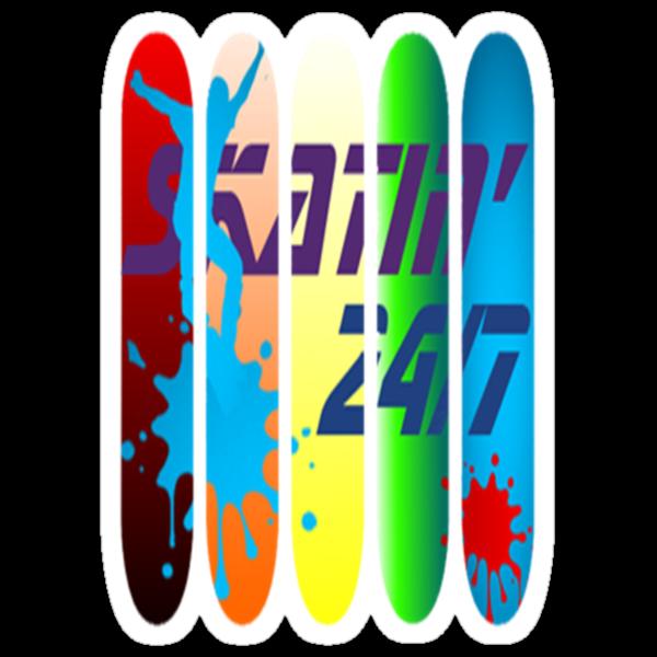 Skatin' 24/7 by Hgurl