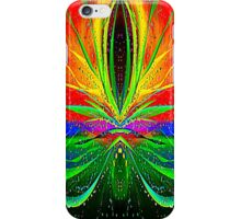 Explosive Abstract iPhone Case/Skin