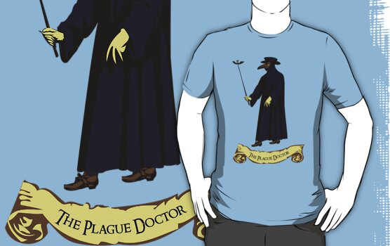 The Plague Doctor by Anglofile