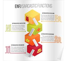 ENFJ Sarcastic Functions Poster
