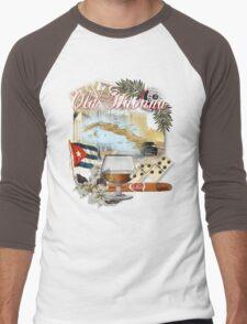 old havana  Men's Baseball ¾ T-Shirt