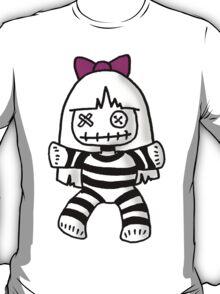 Stripey doll T-Shirt