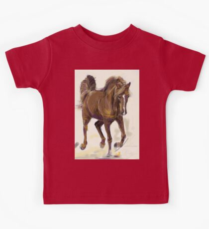 Horse Hazel Kids Tee