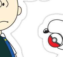 Pokénuts Sticker