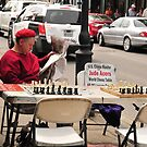 Chess Master by EmmaLeigh