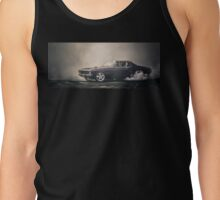 INTENSE Burnout Tank Top