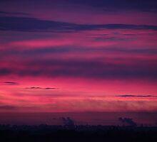 Urban Dawn by John Dunbar