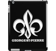 Georges St-Pierre Mixed Martial Arts GSP MMA UFC Champions iPad Case/Skin