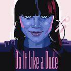 Jessi J. Do It Like a Dude! by garthglaz