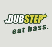 Dubstep Eat Bass T-Shirt