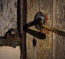 Door to the past by Javimage