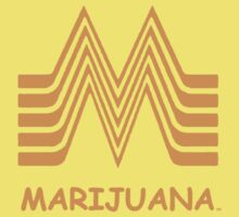 Marijuana - Just like you like it  by mouseman