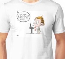 "LH Vol3 July ""Best Actor"" Unisex T-Shirt"