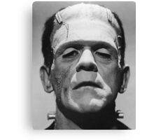 Frankenstein's Monster Karloff Canvas Print