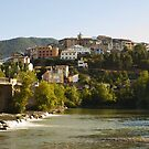 Caseda and Aragon River by photoshot44