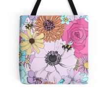 Bee Garden  Tote Bag
