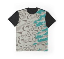 Coast Salish Herring Graphic T-Shirt