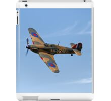Hawker Hurricane Mk1 R4118/ UP-W iPad Case/Skin