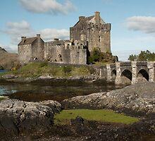 Eilean Donan Castle by Kevin Allan