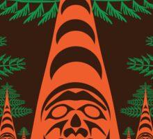 Cedar Forest Sticker