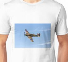 Hawker Hurricane Mk1 R4118/ UP-W Unisex T-Shirt