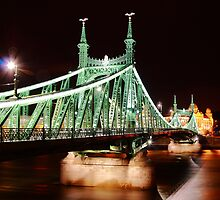 Bridge of Freedom by CBoyle