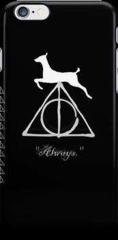 Harry Potter Deathly Hallows Always by aprilisme11