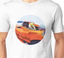 MCLAREN sportcar Unisex T-Shirt