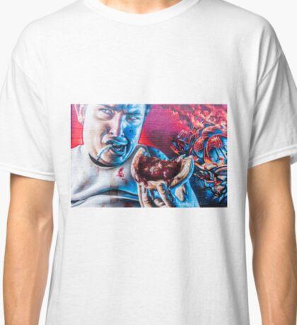 Melbourne Street Art Classic T-Shirt