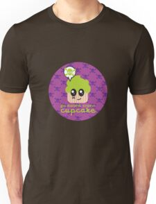 Go batshit crazy, cupcake, funny shirt by lucy Dynamite of Black Sheep Sk8 Unisex T-Shirt