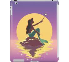 The Little Mermaid - Ariel Selfie iPad Case/Skin