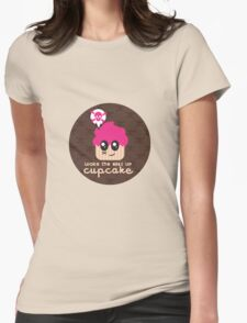 Wake up cupcake a slightly offensive but cute shirt by lucy Dynamite T-Shirt
