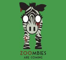 Zoombies! Zebra Zoombies are coming by LucyDynamite