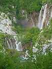 Veliki Slap, Plitvice Lakes National Park by Graeme  Hyde