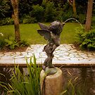 The Lost Gardens of Heligan - Italian Garden by Jay Lethbridge