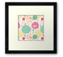 Something in the spring air Framed Print