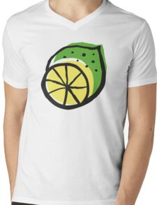 Summer energy Mens V-Neck T-Shirt