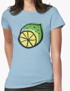 Summer energy Womens Fitted T-Shirt