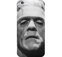 Frankenstein's Monster Karloff iPhone Case/Skin