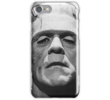 Frankenstein's Monster Karloff iPhone Case/Skin