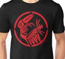 Trickster Raven Transformation  Unisex T-Shirt