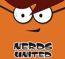 Nerds United - Solidarity Bros by motilemedia