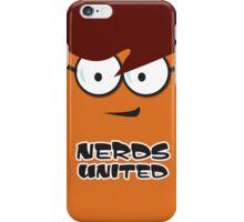 Nerds United - Solidarity Bros iPhone Case/Skin