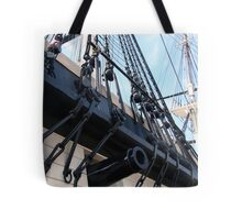 Constellation's cannon Tote Bag