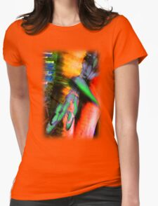 Psychedelic Dragonfly  T-Shirt